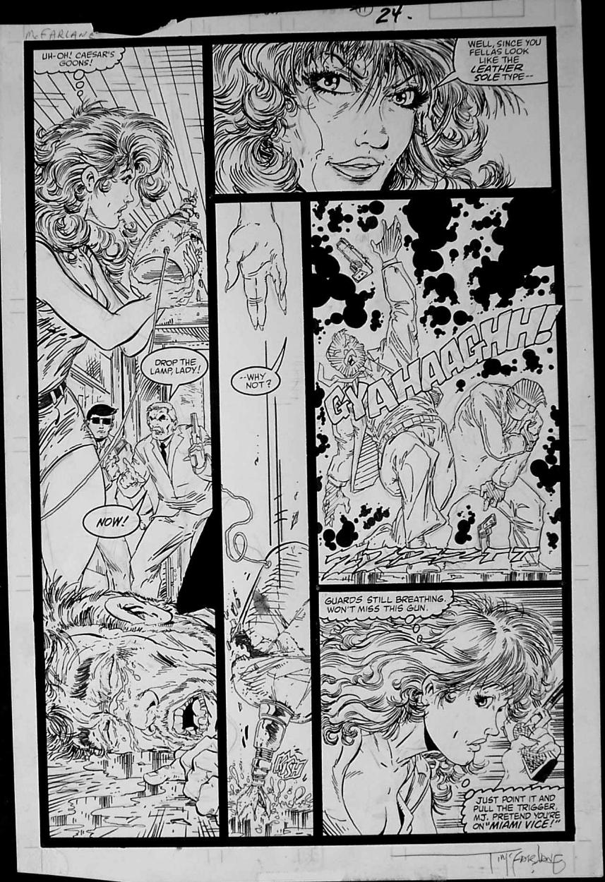 Amazing Spider-Man 309, page 24 (Volume 1) Comic Art