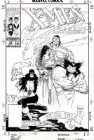 Classic X-men 57 Cover    Comic Art