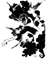 Nightcrawler, Comic Art
