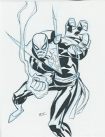 Iron Fist, Comic Art