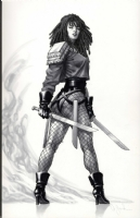 Typhoid Mary, Comic Art