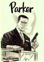 Parker by Darwyn Cooke Comic Art