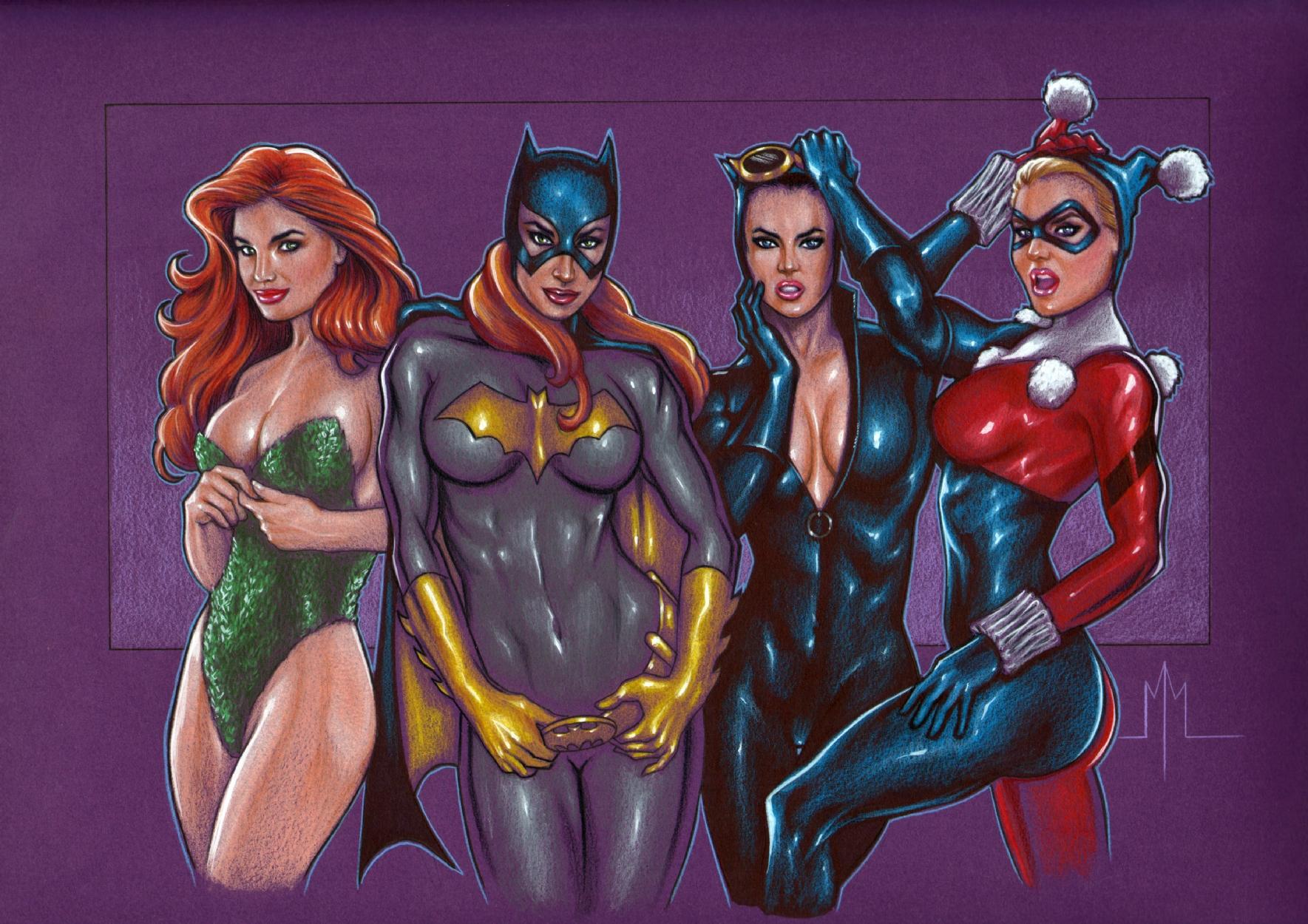 Секс с бетвенам, Бэтмен - бесплатное порно онлайн, смотреть видео ролики 4 фотография