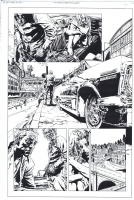 Lee Bermejo MICK GRAY Joker birthday present Comic Art