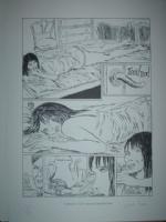Guido Crepax portfolio II print Comic Art