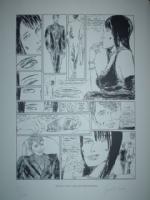 Guido Crepax Portfolio V print Comic Art