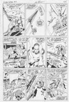 Silver Surfer #13 p19 - Buscema 1970 Comic Art