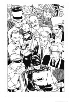 Batman '66 cover/pinup by Kevin Maguire Comic Art