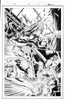 Mark Bagley - Ultimate Spider-Man 96 pg.12 Comic Art
