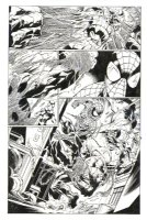MARK BAGLEY - ULTIMATE SPIDER-MAN 76 pg.5 Comic Art