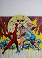 H. Marvel  Dan Defensor  V2 n�5 Comic Art