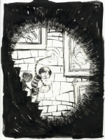 Harry Potter by Skottie Young, Comic Art