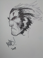 Joe Mad- AOA Wolverine Comic Art