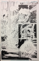 Action Comics # 19 Page 23 Comic Art