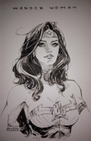 Wonder Woman by Kenneth Rocafort, Comic Art