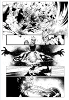 Amazing Spider-Man # 11 Page 18 by Olivier Coipel!, Comic Art