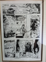 Lee Weeks - 1st published work from 1986 Comic Art