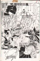 Vengeance of Bane 2 - page 62 with Batman by Graham Nolan and Eduardo Barreto - Knightfall Comic Art