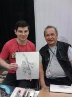 Ernie Chan pic 2 Comic Art