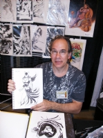 Tom Mandrake pic Comic Art
