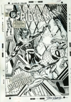 Amazing Spider Man 101 Cover Comic Art
