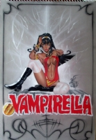 Vampirella by Jason Eden Comic Art