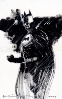 Bill Sienkiewicz - Batman Comic Art