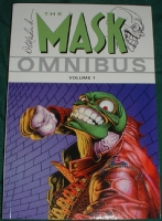 The Mask Omnibus: The Mask sketch by Mahnke , Comic Art