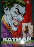 Batman: The Man Who Laughs Batman vs. Joker by Mahnke, Comic Art