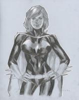 Phil Noto Batgirl Comic Art
