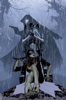 Batgirl 2 Cover Color , Comic Art