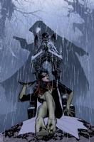 Batgirl 2 Cover Color , Comic Art