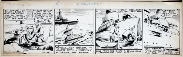 1-03-1941 Comic Art