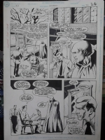 JLA 37 page 26 by Adam Hughes and Art Nichols Comic Art