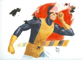 Cyclops by Paolo Rivera Comic Art