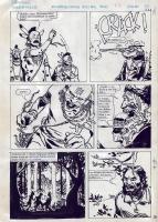 Jorge Zaffino - MacKenzie - Emboscada en el Rio 10 Comic Art