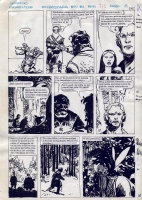 Jorge Zaffino - MacKenzie - Emboscada en el Rio 6, Comic Art