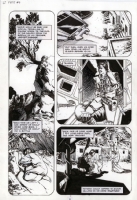 Star Wars: Tales of the Jedi #4 pg 06 || David Roach Comic Art