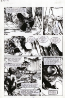 Star Wars: Tales of the Jedi #4 pg 07 || David Roach Comic Art