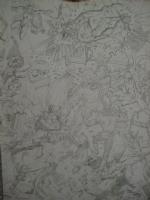 0006a.avengers Comic Art