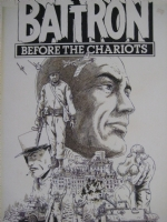 0008a.battron cover#1 Comic Art