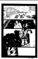 Wolverine Volume 3, Issue 37 Page 21 Comic Art