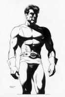 Dynamo : Dan Adkins Comic Art
