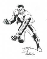 Mister Terrific : Ron Lim / Danny Bulanadi Comic Art