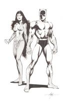 Most Dangerous  : MC Wyman Comic Art