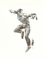 Black Panther : Alex Nino Comic Art