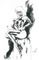 Ms. Marvel : Buzz Comic Art