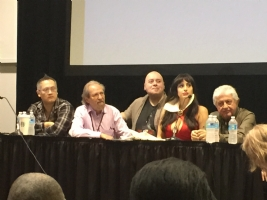 Vampirella 45th Anniversary panel : Big Wow 2015, Comic Art