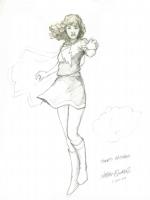 Mary Marvel : Nathan Gilmer Comic Art