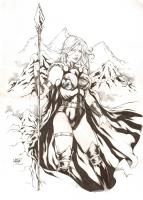 Valkyrie : Leo Matos, Comic Art